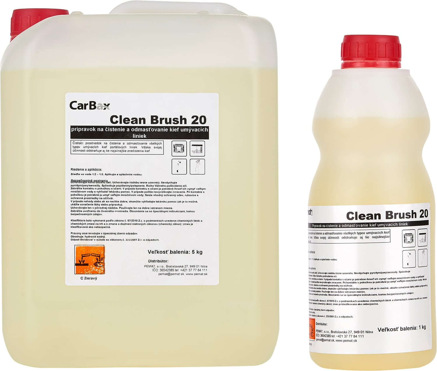 Clean Brush 20